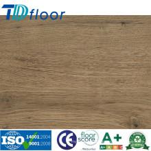 Superfície de madeira de alta qualidade da UE Standrad piso de vinil