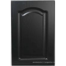 Porte de placard de cuisine de PVC (HLPVC-3)