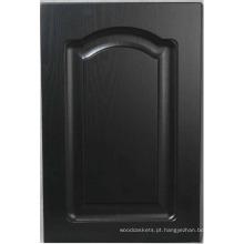 Porta de armário de cozinha do PVC (HLPVC-3)