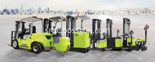 Snsc Forklift Catalog