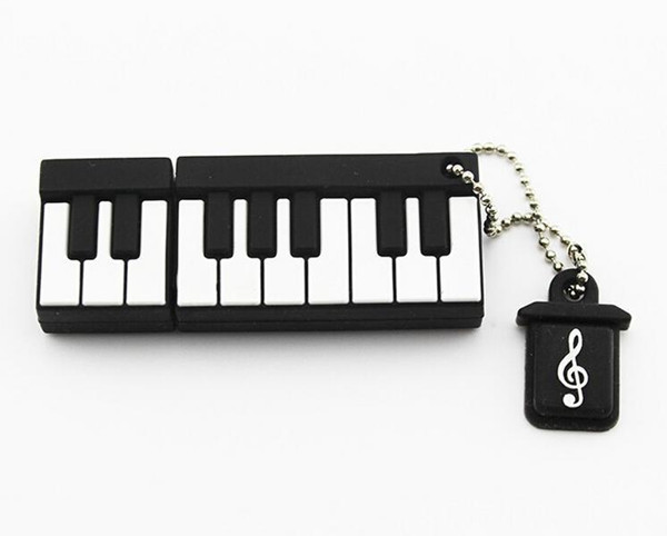 Piano Design Usb Flash Drive