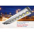 Lampe de rue à lumière légère en aluminium de 280w 300w IP65 Bridgelux puce conduit éclairage publicitaire