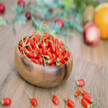 Ningxia  High Quality Organic Dried Goji Berry