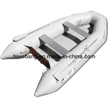 Aufblasbares Sportboot PVC Watercraft Vib Floor