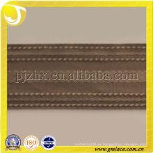 Wide Braid Gimp Trim para el sofá, la almohadilla, y la decoración casera del textil