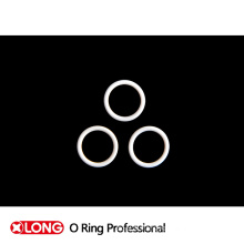 White Mini Rubber O Rings For Sealing