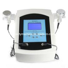 Cavitación ultrasónica y máquina de adelgazamiento RF