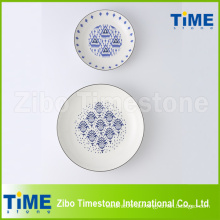 Neue Design Keramik Pasta Platte