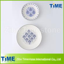 Nueva placa de cerámica de las pastas del diseño