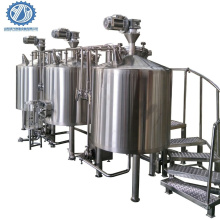 beer brewing equipment 1000L-7000L brewery plant  for sale