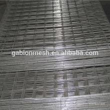 Alambre de hierro de bajo carbono 2x2 galvanizado panel de malla de alambre soldado