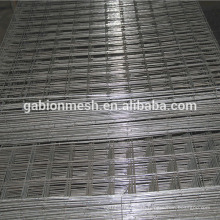 Low carbon iron wire 2x2 galvanized welded wire mesh panel
