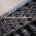 Tela de engranzamento de vibração da malha da tela do triturador da pedra do aço carbono da alta qualidade quente da venda