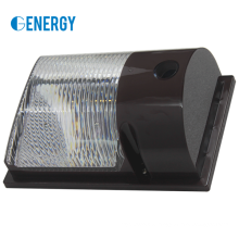 LED-Wandleuchte 12W mit Fotozelle, Outdoor-Wandpackung Beleuchtung