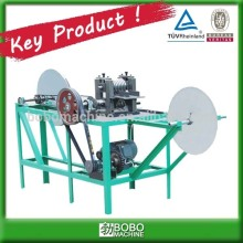 Máquina de corte de cinta para manguera flexible de metal