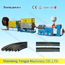 Linha de produção da tubulação da fibra do carbono do PE - tipo de Tongjia