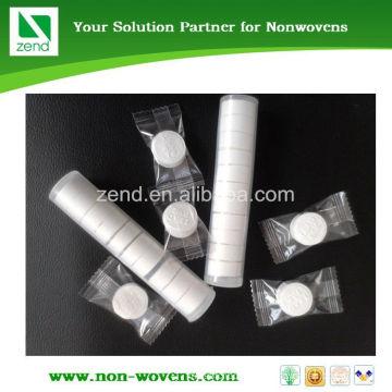 Más vendidos toallitas desechables biodegradables al por mayor
