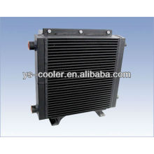 aluminum plate and bar heat exchanger for bulldozer