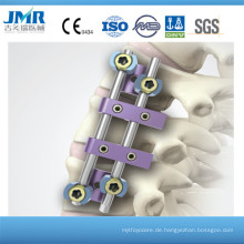 Spinal System Zervikale Implantate, anterior Spinal Thoracolumbar Fixation System, Wirbelsäule System Thoracolumbar Fixierung