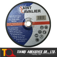 230X6X22 Metal Stainless Steel Inox Grinding Wheel Polishing Disc