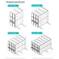 school steel mobile mass shelf compactor