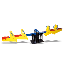 Duck Four Seats Seesaw