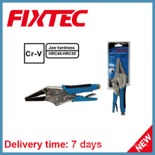 "Fixtec Hand Tools 9"" 215mm CRV Long Nose Locking Plier"