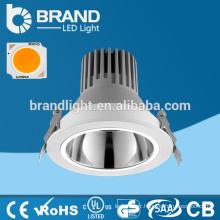 5 ans de garantie, nouvelle conception haute puissance 9W COB LED Downlight, encastré Mouunted COB 9W Downlight