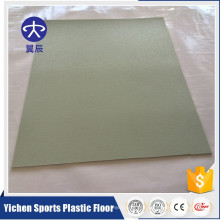 100% virgin indoor homogeneous hospital pvc flooring