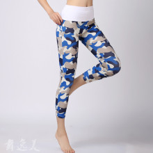 Custom Ladies Leggings Deporte Deportivo al por mayor