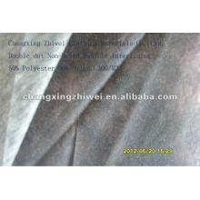 50%nylon 50%polyester flossys interlining