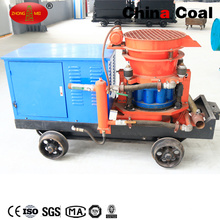 Hsp-7 7m3 Wet Mix Shotcrete Machine à vendre