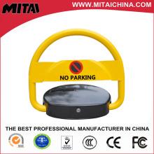 Barrera de estacionamiento accionado solar de la venta caliente con el certificado de Ce