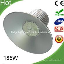 185W LED Highbay con cubierta de aluminio de la aleta