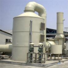 FRP columna clarificadora FRP torre depuradora de gas purificador