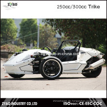 Neue 250ccm EWG Reverse Trike