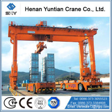 Port RTG Crane For Lifting Containers