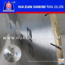 Präzise Verarbeitung Diamant Schneidscheibe für Stein (HZGB24600)