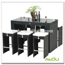 Moderna barra de contador, mostrador de la barra para la venta, Home Bar Counter al aire libre