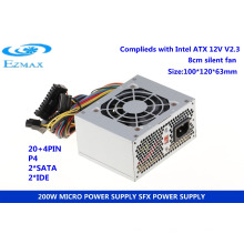 200W Micro ATX Netzteil SFX POWER SUPPLY
