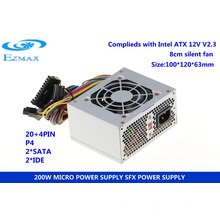 Fonte de alimentação Micro ATX de 200W SFX POWER SUPPLY