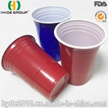 Venta al por mayor 16oz American Party Red Solo Cup para Beer Pong