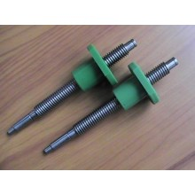 Lead screw with Teflon Nut
