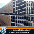 Black Square Steel Pipe/Hollow section Steel