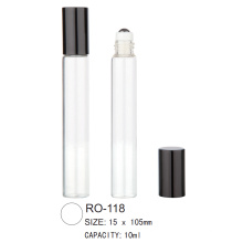 Plastic Round Roll-on Bottle RO-118