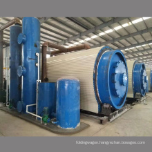 Waste tire recycling plant for sale