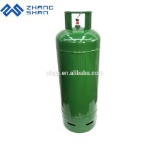 Fabricantes chineses de garrafa cilíndrica de gás GLP de 50 kg para cozinhar em casa