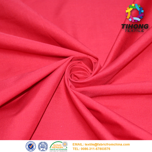 red shirt fabric