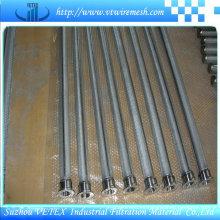 Elementos filtrantes utilizados en la industria