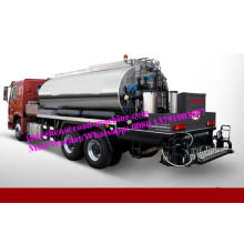 Distribuidor inteligente de asfalto LMT5251GLQ 12000L